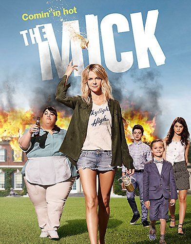 The Mick season 2 poster