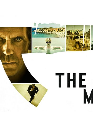 The Night Manager tv series poster