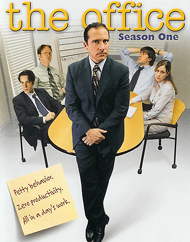 The Office season 1 Poster
