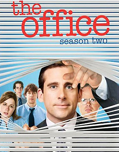 The Office season 2 Poster