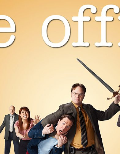 The Office tv series Poster