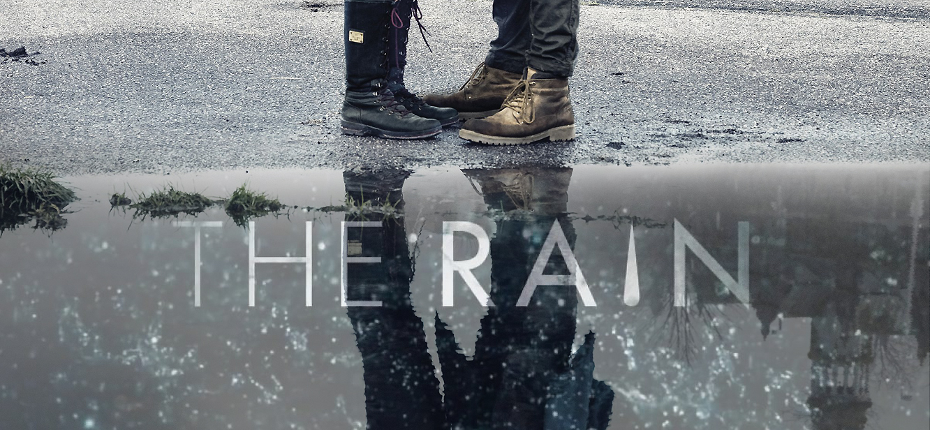 The Rain tv series poster