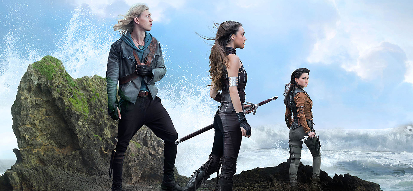 The Shannara Chronicles intro