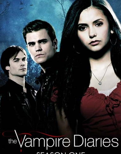 TV Show The Vampire Diaries Season 1  Today's TV Series  Direct