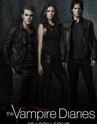 TV Show The Vampire Diaries Season 4  Today's TV Series