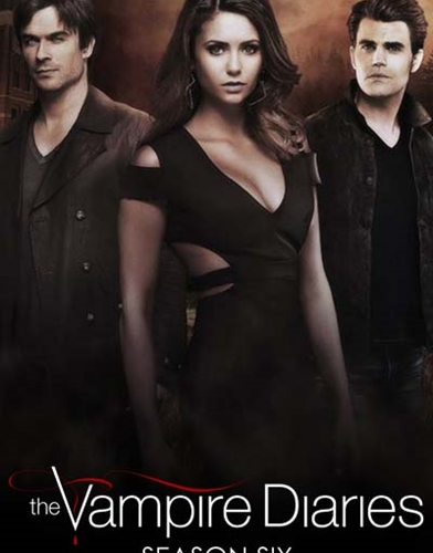 TV Show The Vampire Diaries Season 6  Today's TV Series  Direct