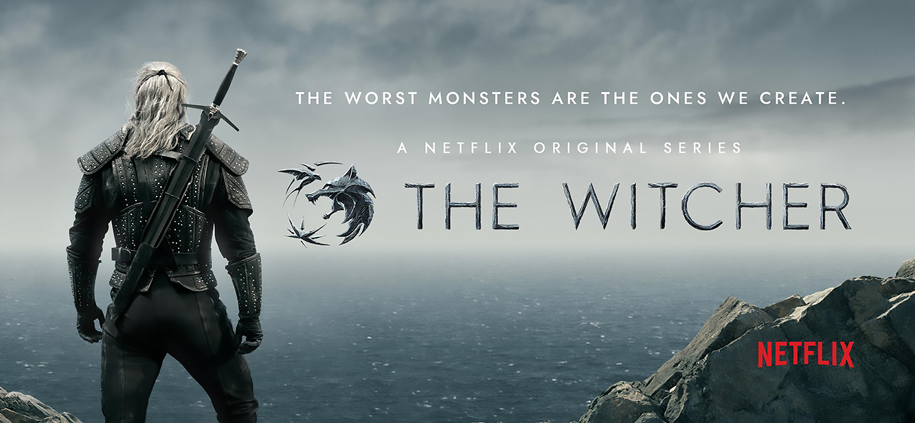 The Witcher Season 1 tv series Poster
