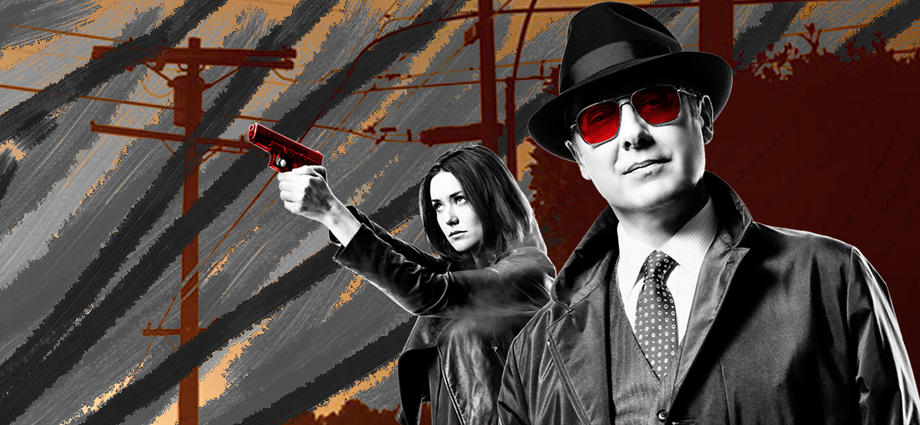 The blacklist intro
