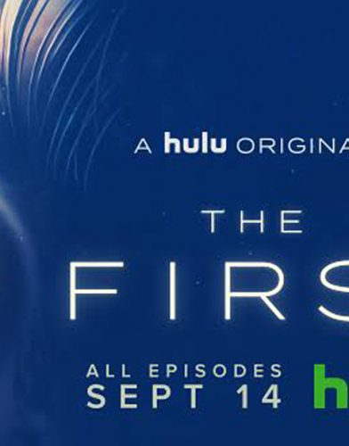 The First tv series poster