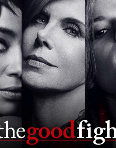 The good fight tv series poster