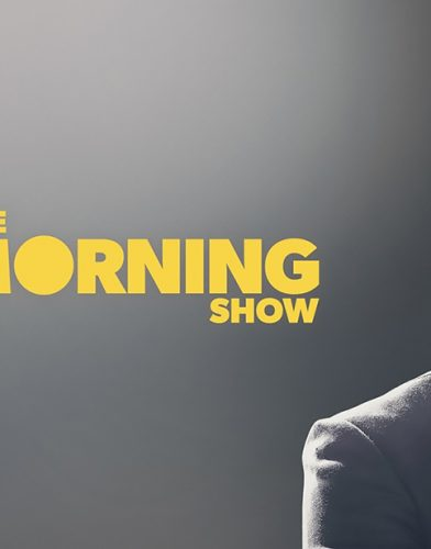 The Morning Show tv series poster