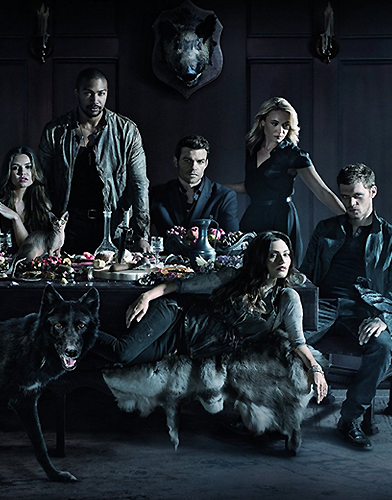 The Originals TV show  List of all seasons available for
