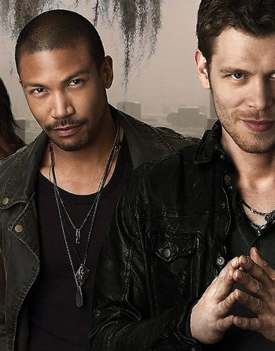 The originals tv series poster