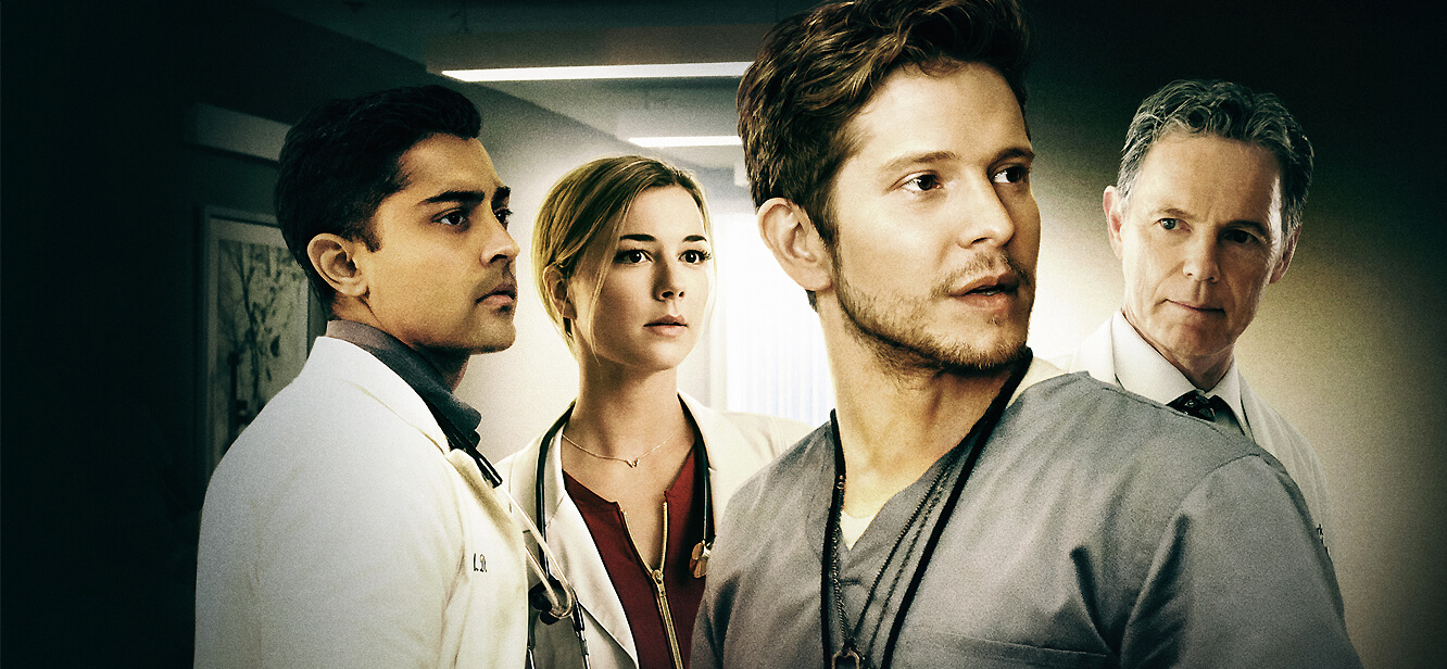 The Resident tv series poster