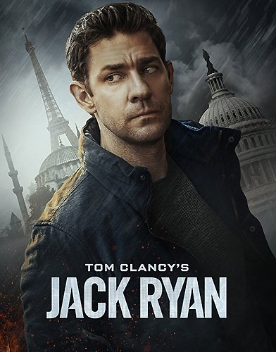 Tom Clancy's Jack Ryan season 1 Poster