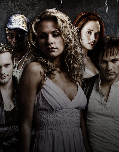 True Blood tv series poster