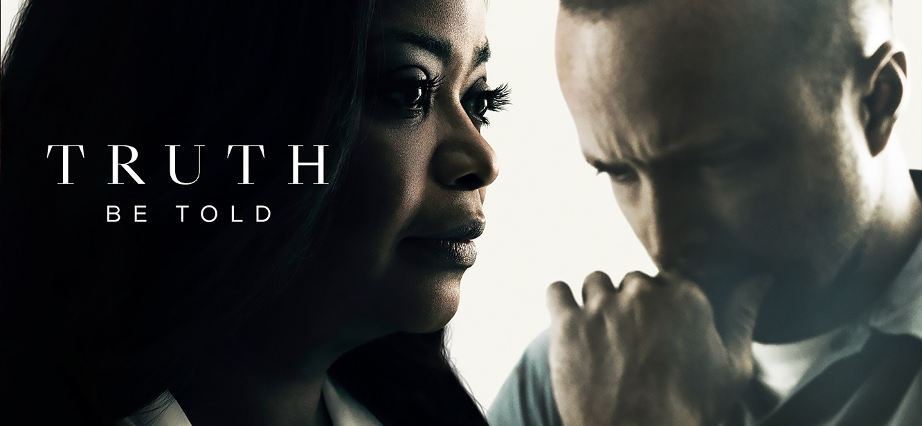 Truth Be Told Season 1 tv series Poster
