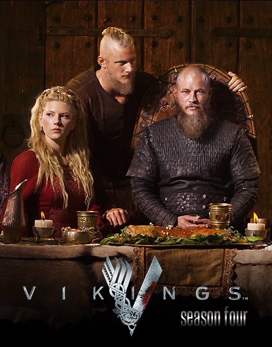 Vikings Season 4 Poster 2