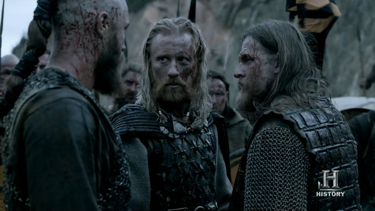 TV Show Vikings season 2  Today's TV Series  Direct Download Links