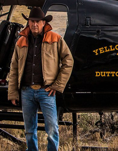 Yellowstone tv series poster