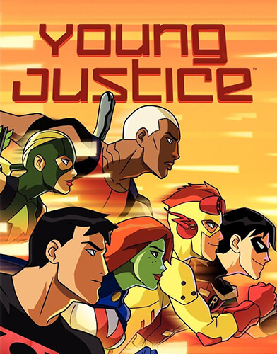 Young Justice Season 1 poster