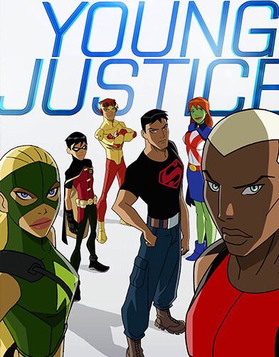 Young Justice Season 2 poster