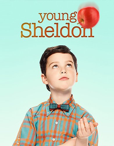 Young Sheldon season 2 poster