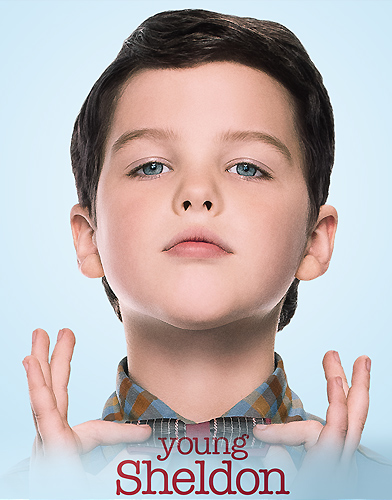 Young Sheldon season 1 poster