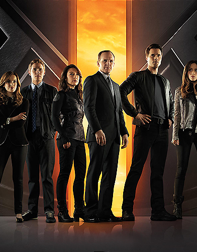 Agents of shield season 1 poster