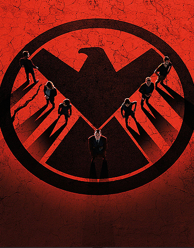 Agents of shield season 2 poster