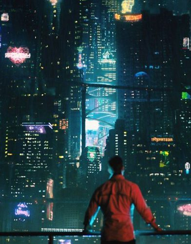 Altered Carbon Tv Series Poster