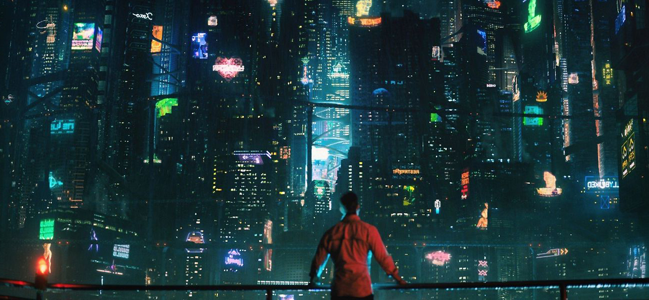 Altered Carbon Season 1 tv series Poster