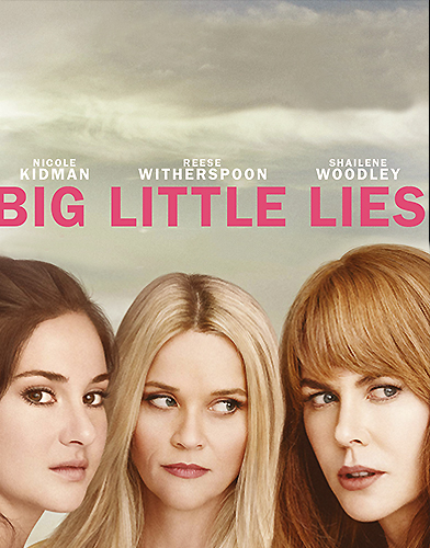 Big little lies season 1 Poster