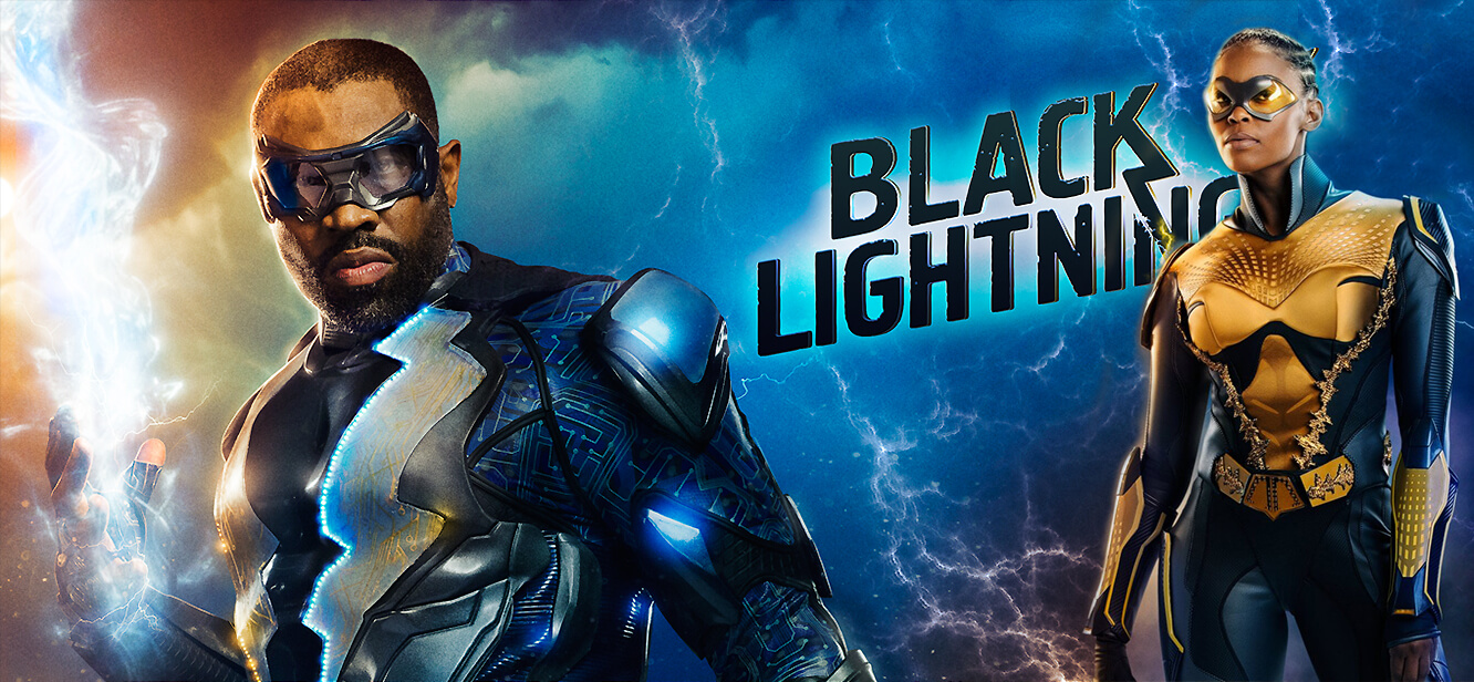 Black Lightning intro