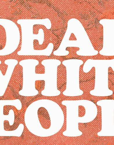 Dear White People tv series poster