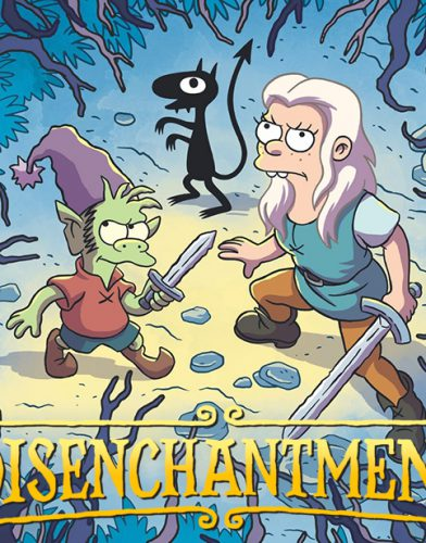disenchantment tv series Poster