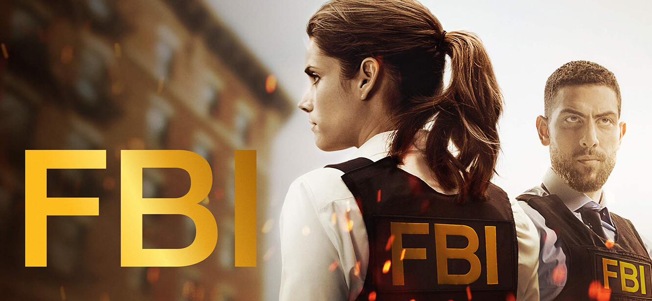 fbi tv series poster