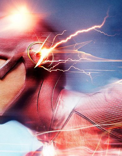 The Flash tv series poster