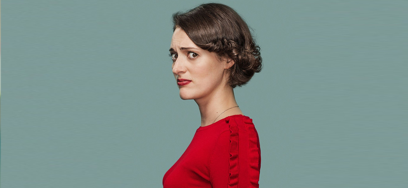 Fleabag tv series poster
