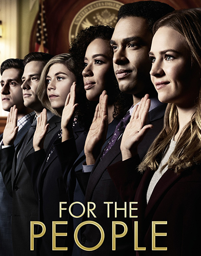 for the people season 2 poster