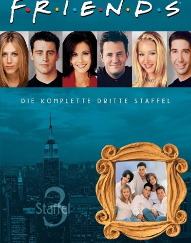 TV Show Friends Season 4  Today's TV Series  Direct Download Links