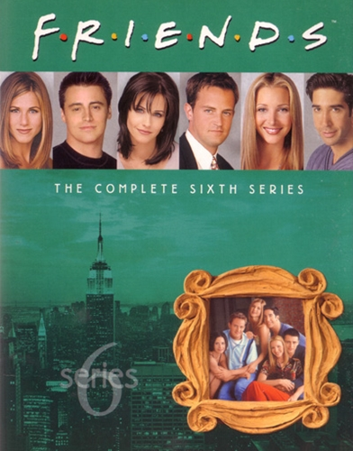 TV Show Friends Season 6  Today's TV Series  Direct Download Links