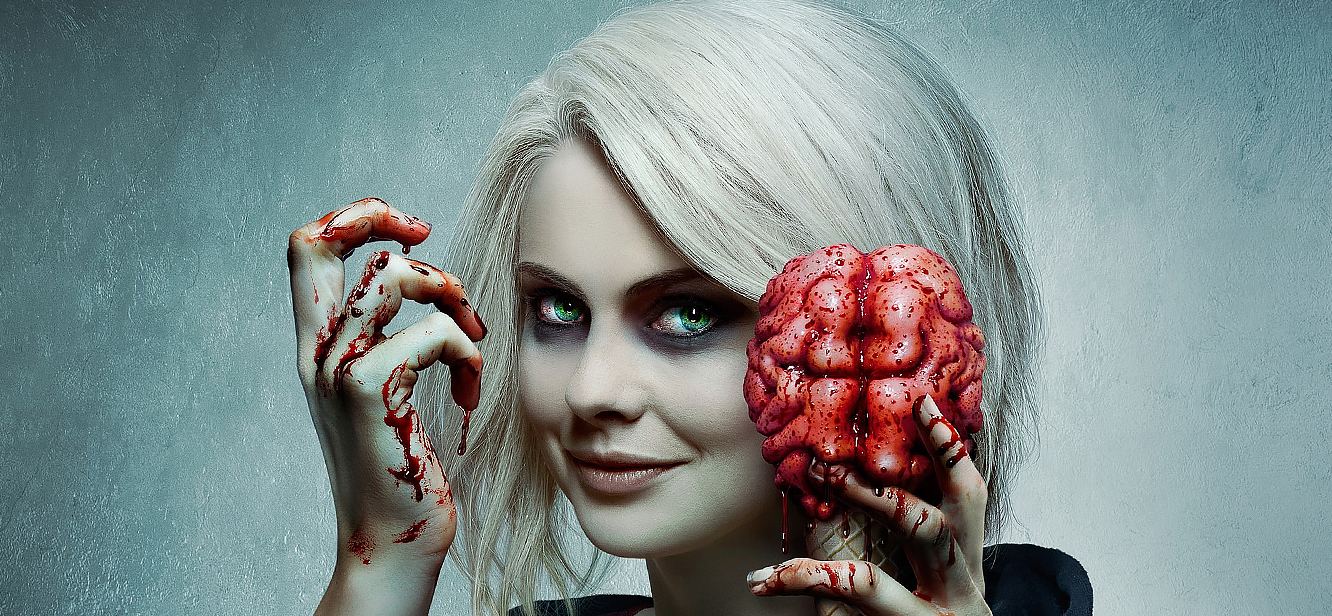 iZombie tv series Poster