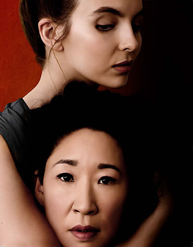 Killing Eve Season 1 Poster