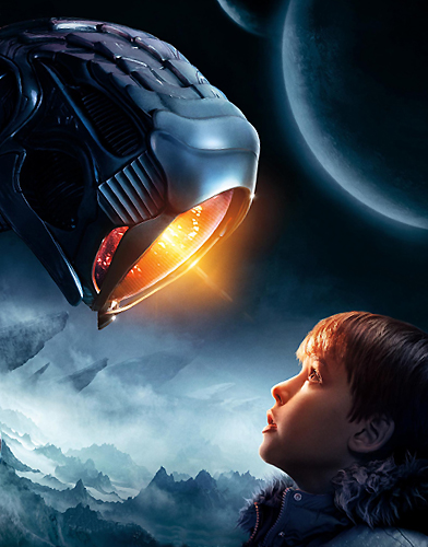 Lost in Space Season 1 poster