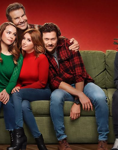 Merry Happy Whatever tv series poster