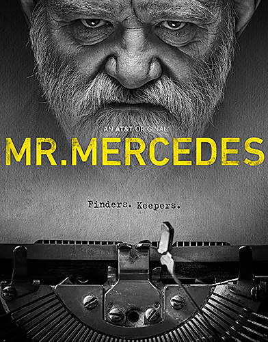 mr.Mercedes season 3 poster