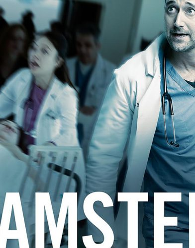 new amsterdam tv series poster