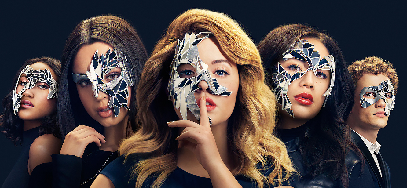 Pretty Little Liars: The Perfectionists Season 1 tv series Poster