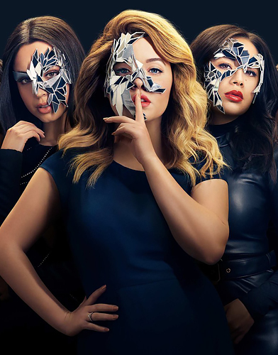 Pretty Little Liars: The Perfectionists Season 1 poster